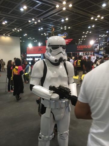 Stormtrooper!